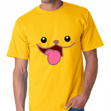 Fat Lab Face T-Shirt